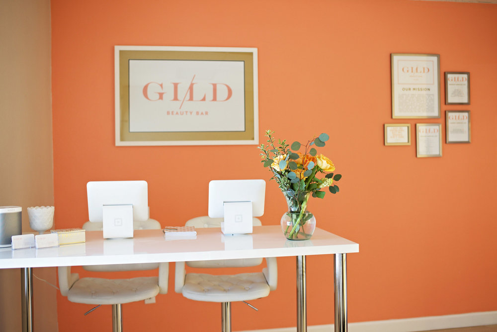 Gild Beauty Bar | Redding Bridal Show