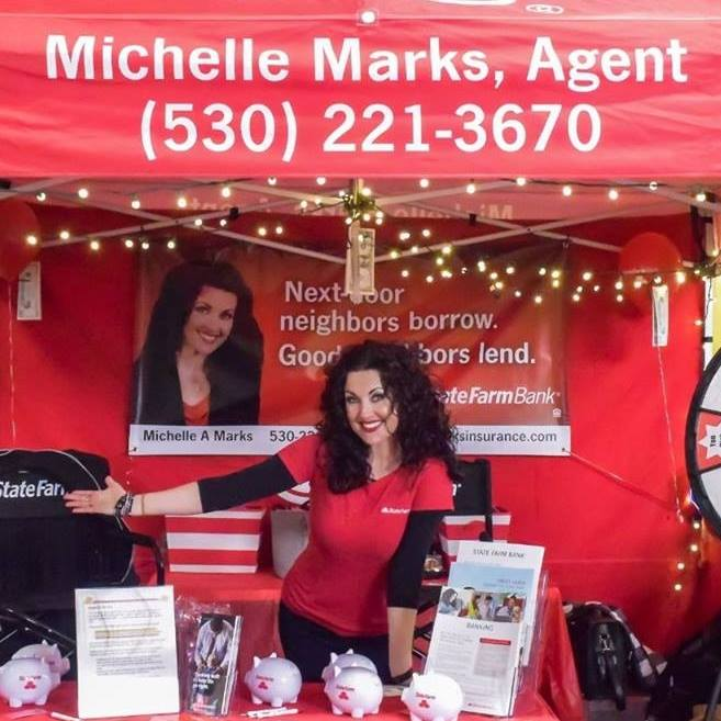 Michelle Marks - State Farm Insurance | Redding Bridal Show