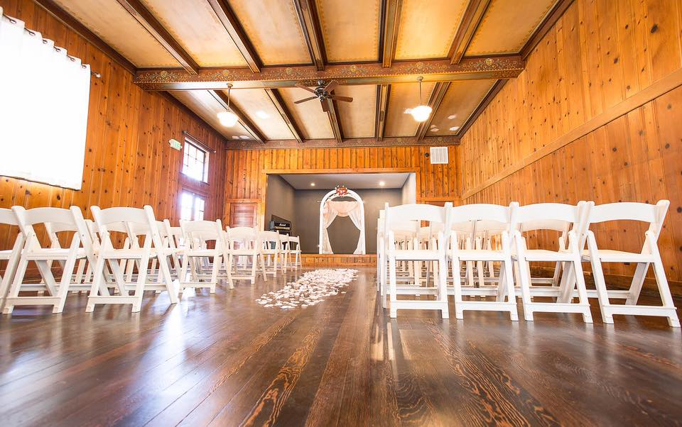 The Hall McCloud | Redding Bridal Show