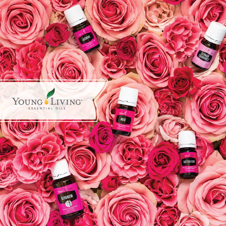 Young Living | Redding Bridal Show