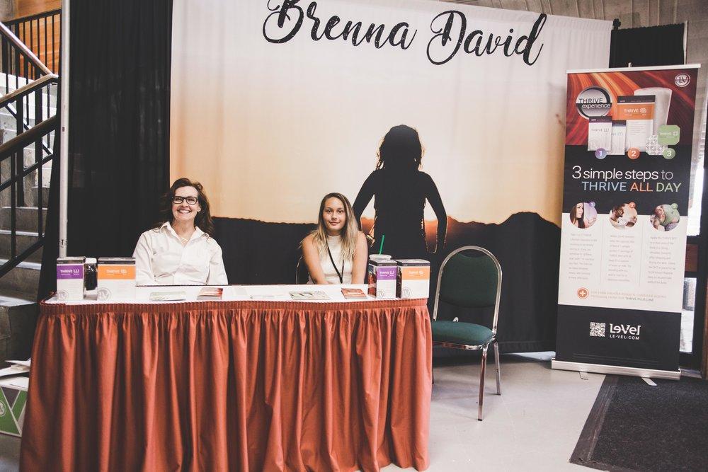 Brenna David