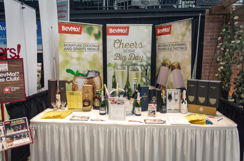 BevMo Redding Bridal Show Wedding Expo