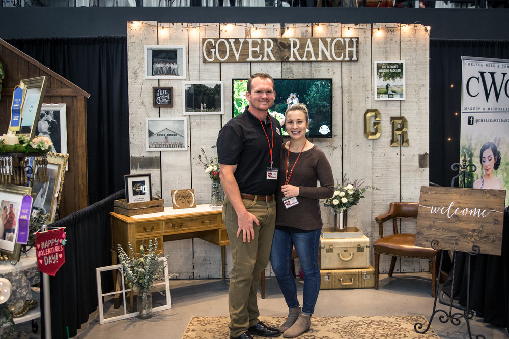 Gover Ranch Redding Bridal Show Wedding Expo