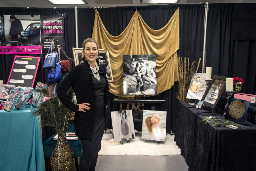 Casey Lee Imagery Redding Bridal Show Wedding Expo