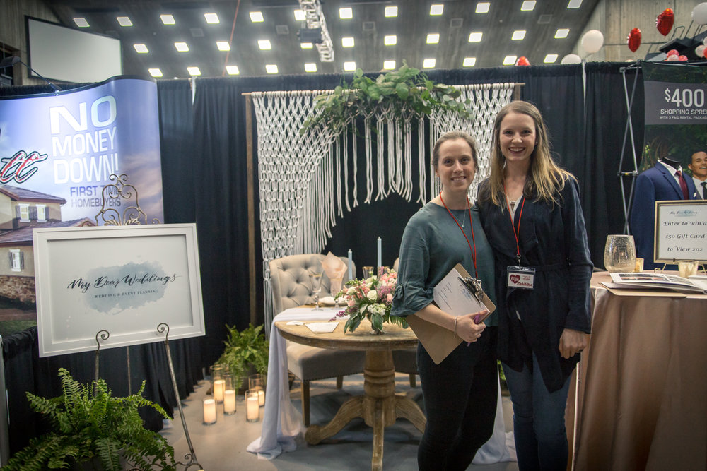 My Dear Weddings Redding Bridal Show Wedding Expo