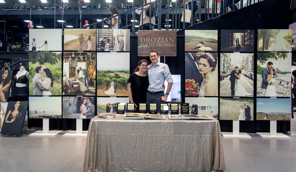 Drozian Photoworks Redding Bridal Show Wedding Expo