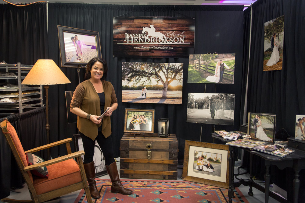 Jeannine Hendrickson Photography Redding Bridal Show Wedding Expo