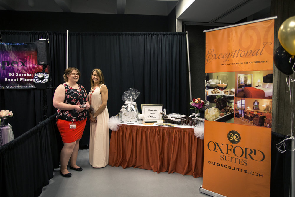 Oxford Suites Redding Bridal Show Wedding Expo