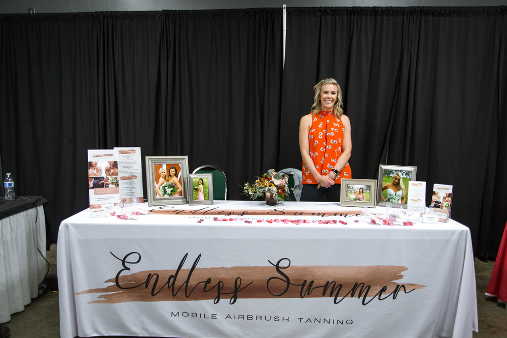 Endless Summer Tanning Redding Bridal Show Wedding Expo