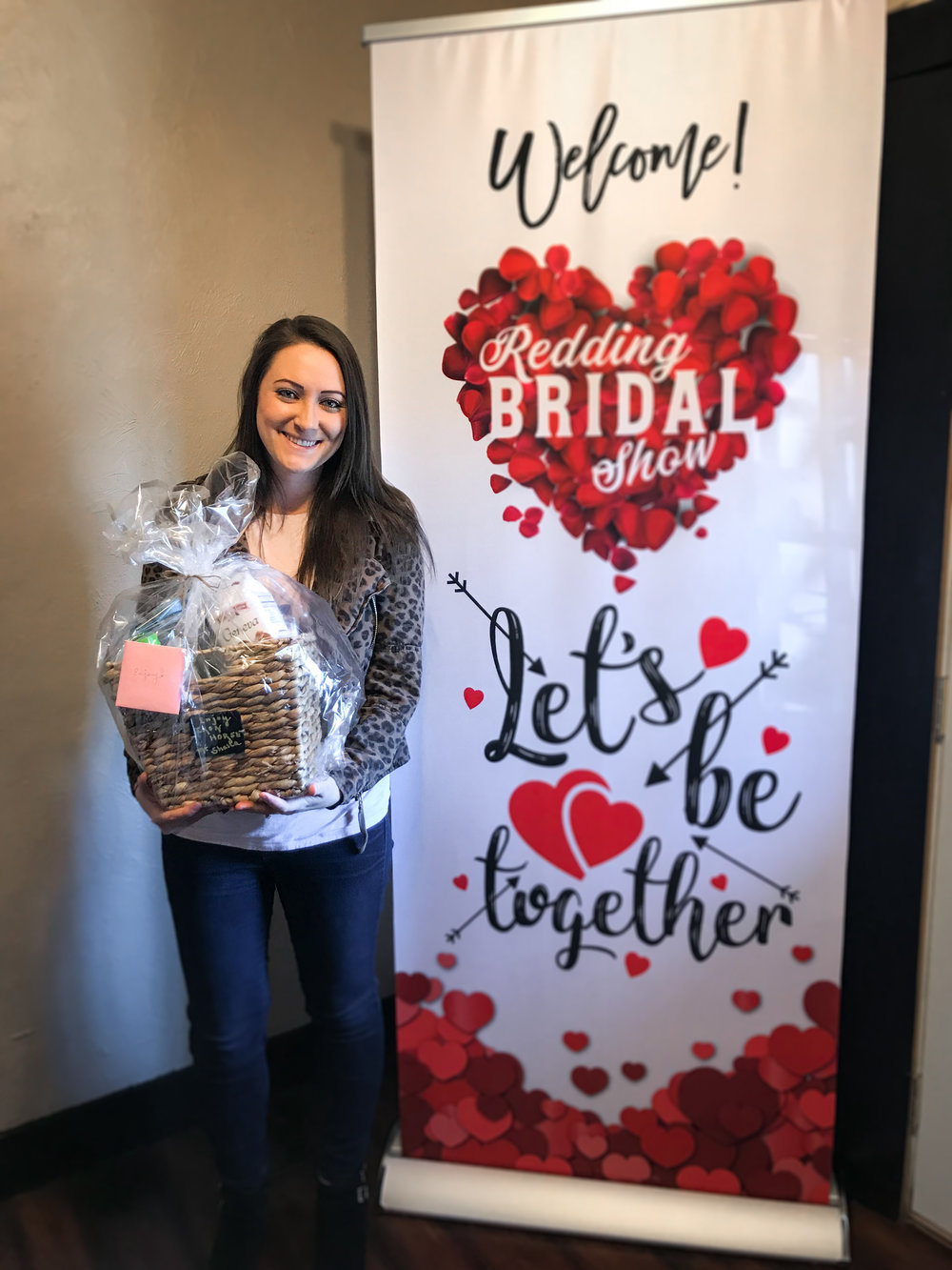 Iron Horse Unlimited Prize Winner Redding Bridal Show