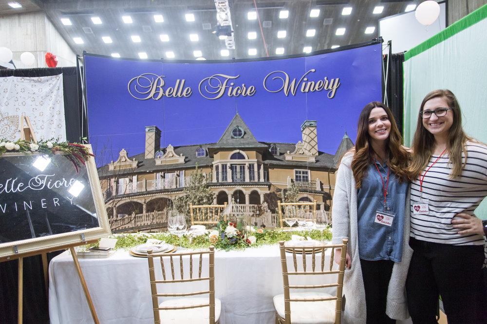 Bella Fiore Winery Redding Bridal Show Wedding Expo
