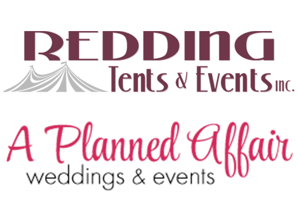 A Planned Affair Redding Tents & Events