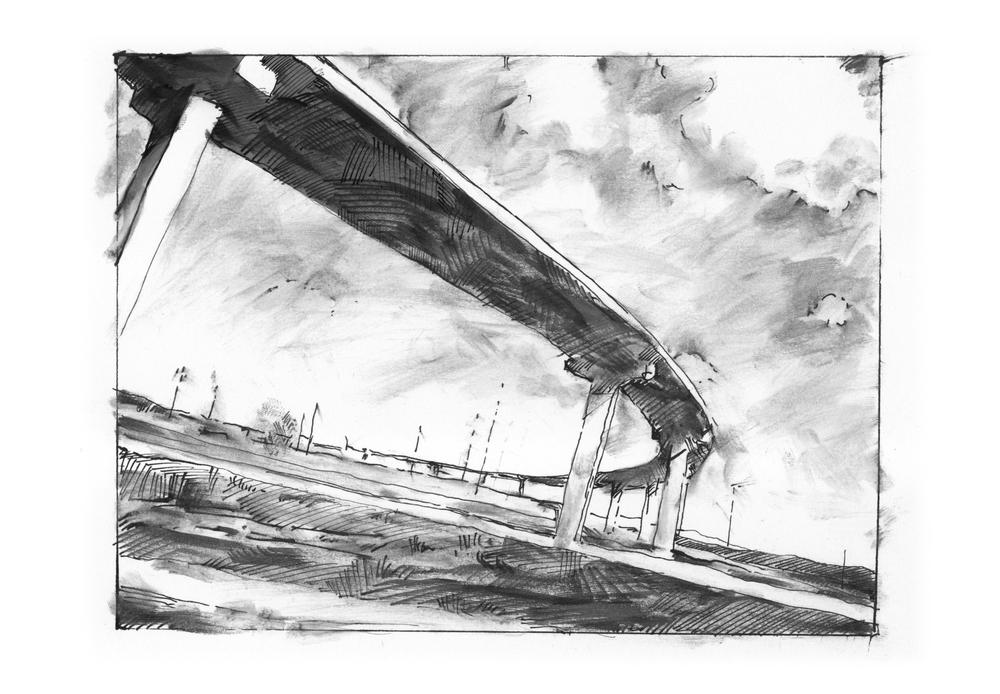 I-35 Overpass Austin, TX