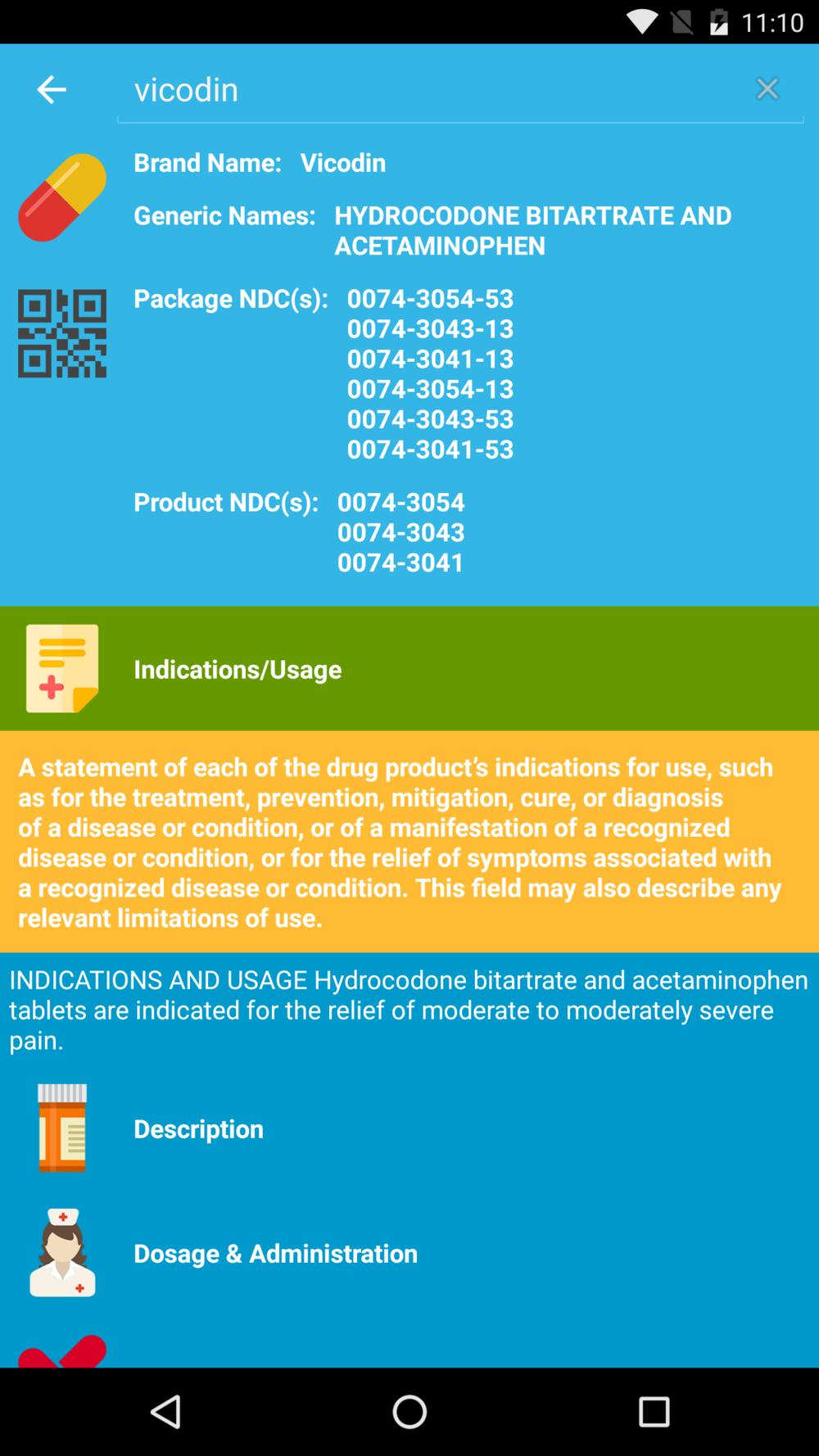 KnowRx Drug Details
