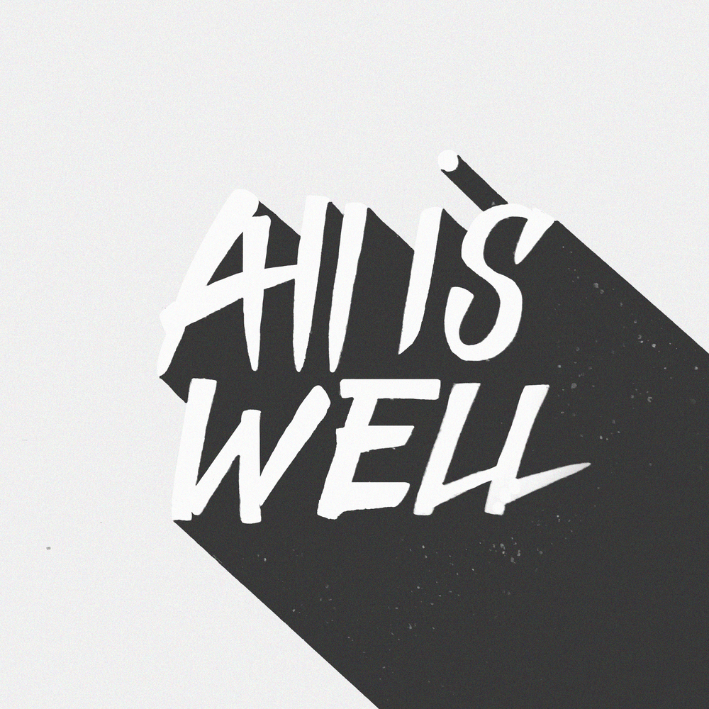 All Is Well / All Is Swell   2014
