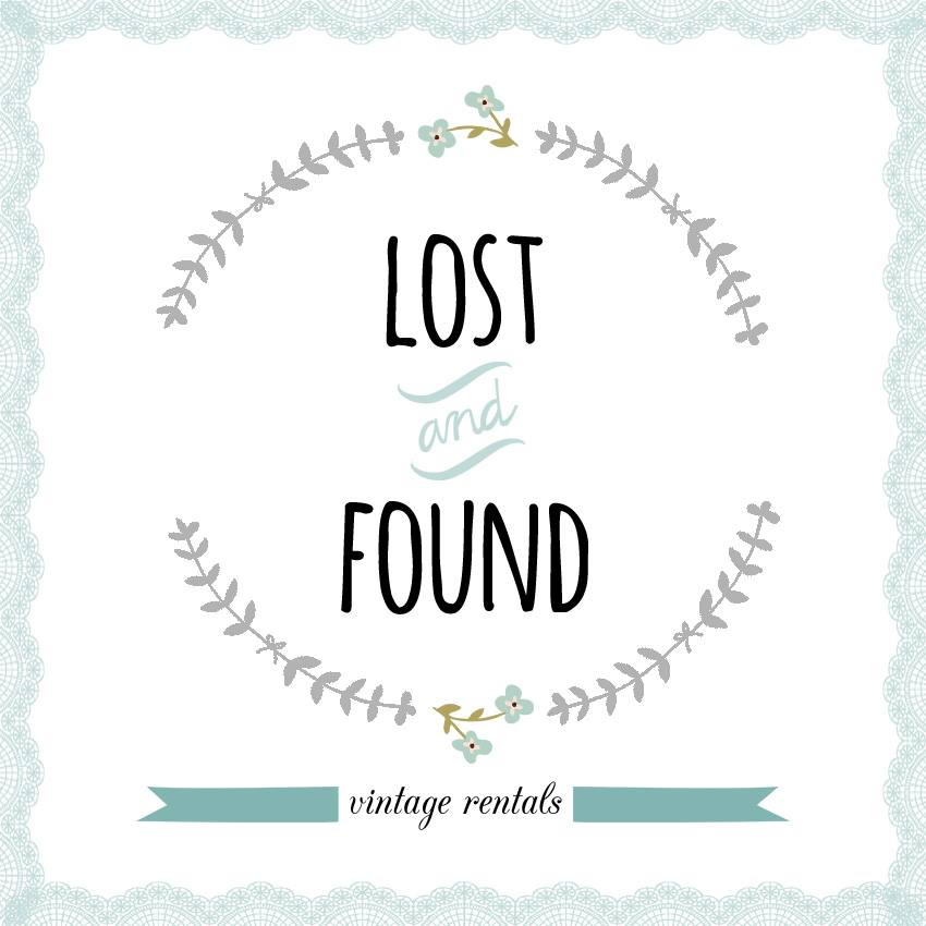Lost and Found Vintage Rentals