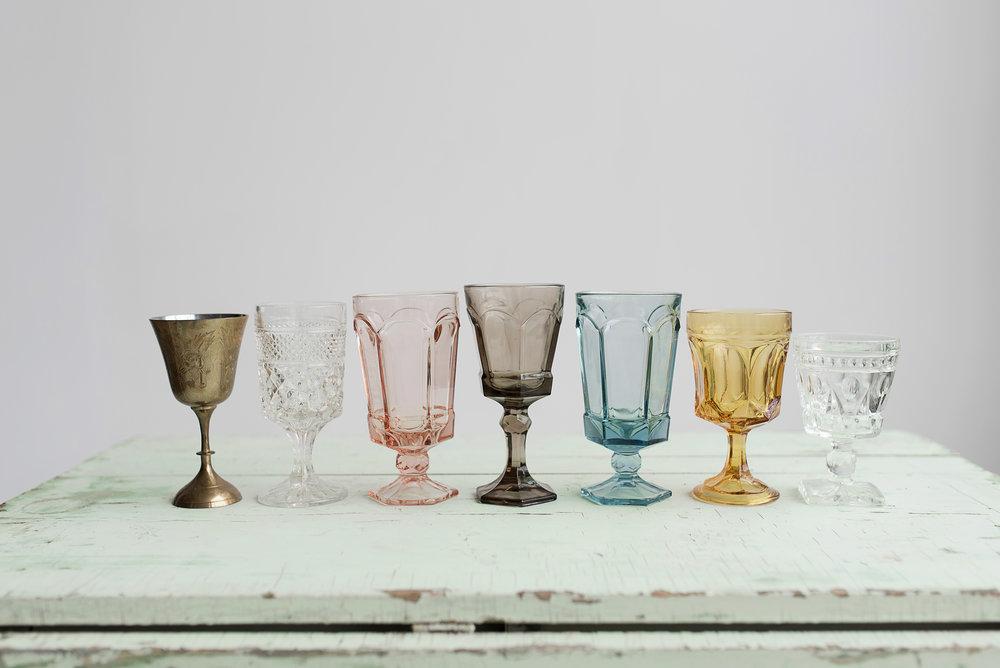 Vintage Drinkware