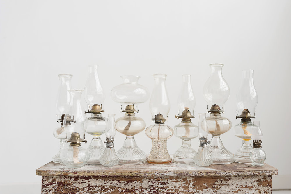 Glass Oil Lamps (11)