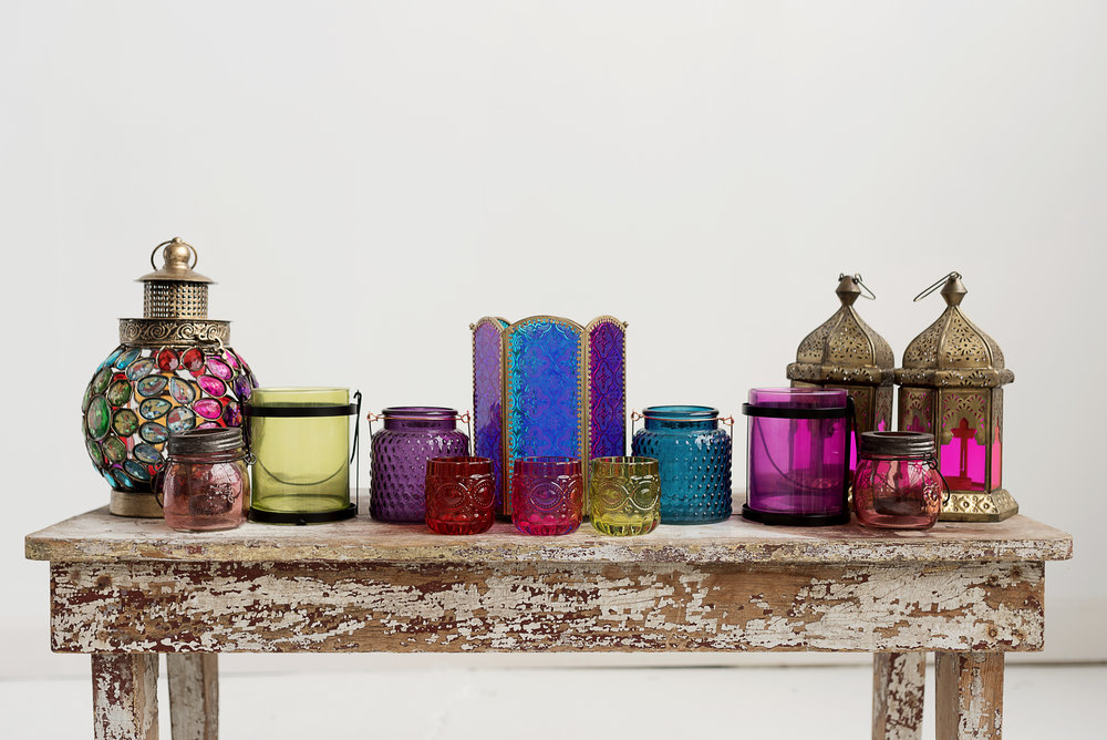 Boho Lantern Collection