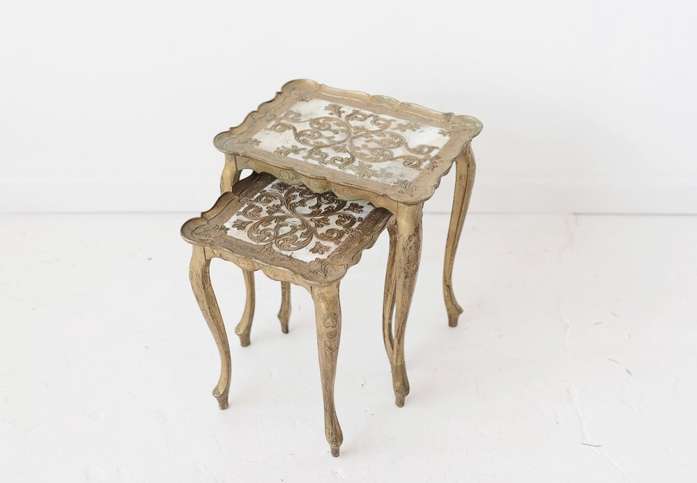 New Inventory - nesting tables