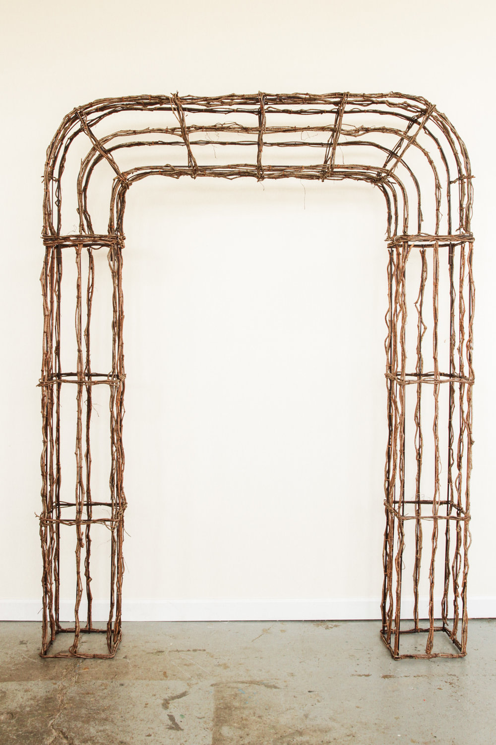 New Inventory - Wooden Arch