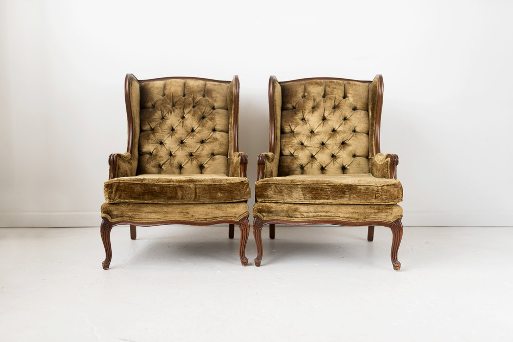 Comet and Vixen Chairs