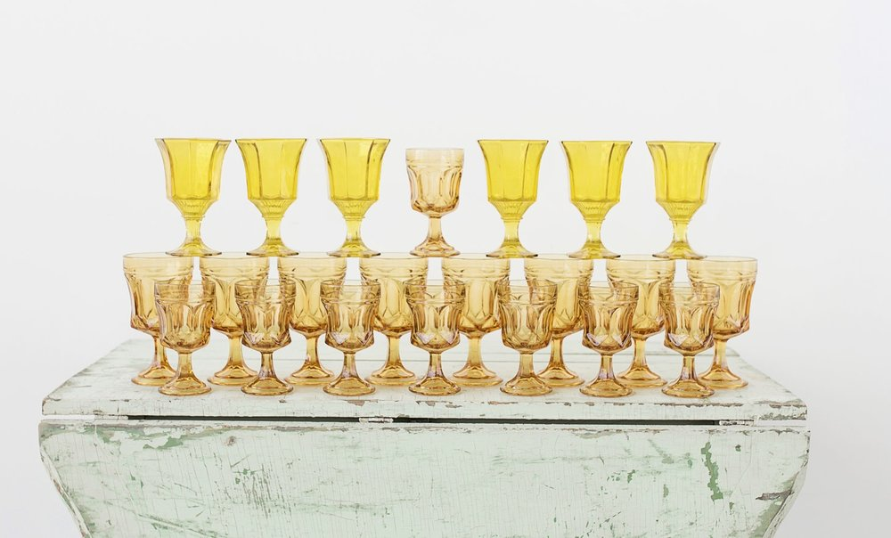 Yellow Goblets (22)