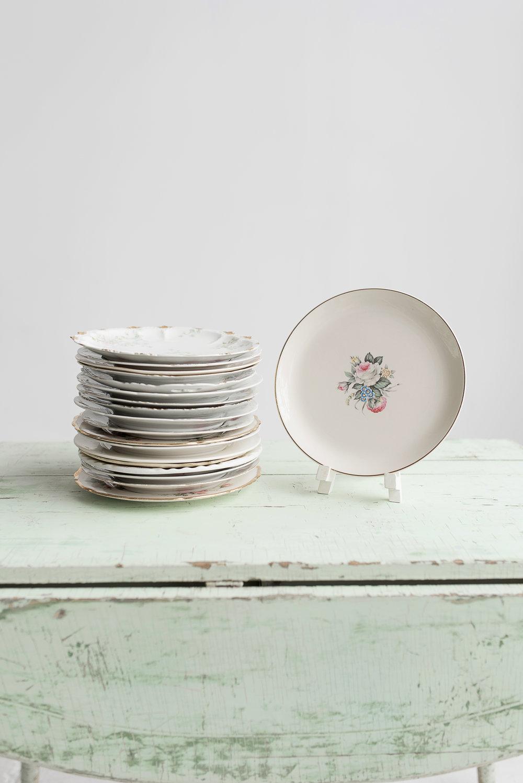 Medium Sized Dinner Plates