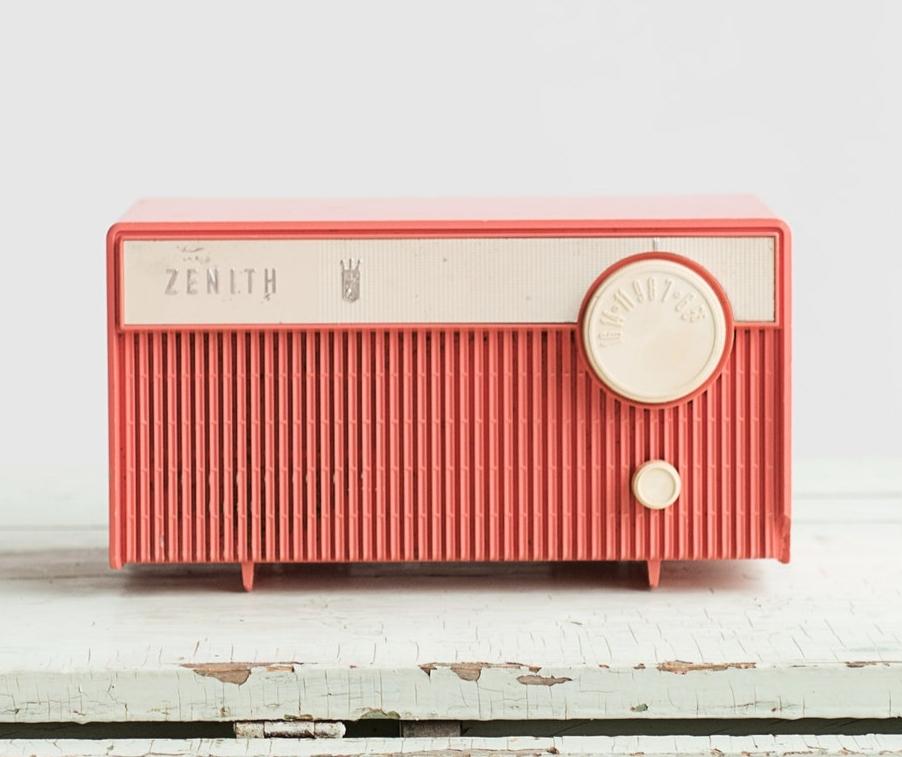 Pink Zenith Radio
