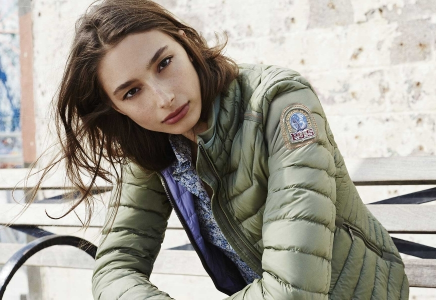 Blanc Parajumpers stock image green jkt.jpg