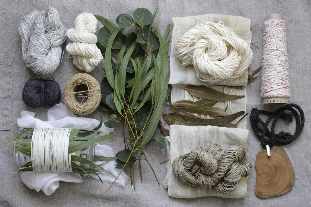 YARN DYEING AND KUMIHIMO BRAIDING with CARLA GRBAC