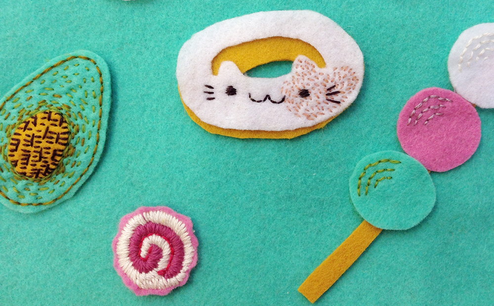 SURFACE EMBELLISHMENT SERIES- ILLUSTRATING WITH STITCHES