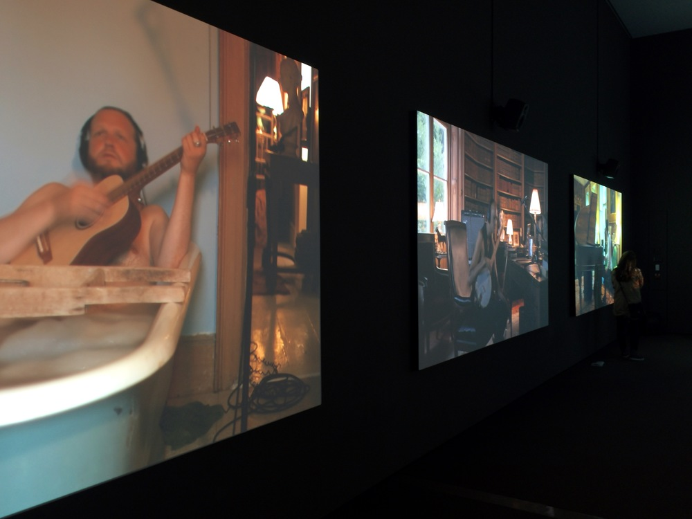 Ragnar Kjartansson - The Visitors 2012