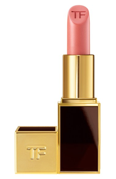 Tom Ford lipstick in Forbidden Pink