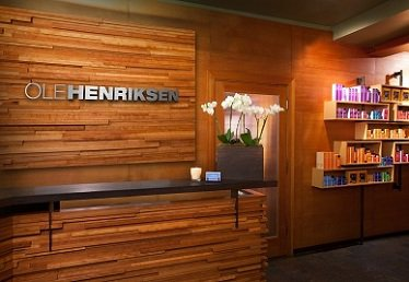 Ole Henriksen  Spa in West Hollywood