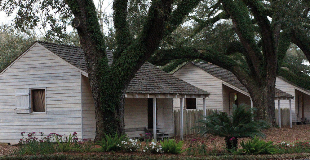 rebuilt slave homes