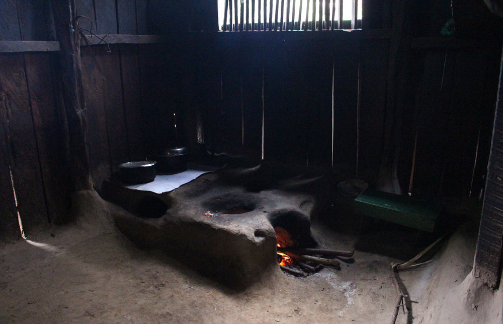 Traditional Kitchen, in a Kenyan Home