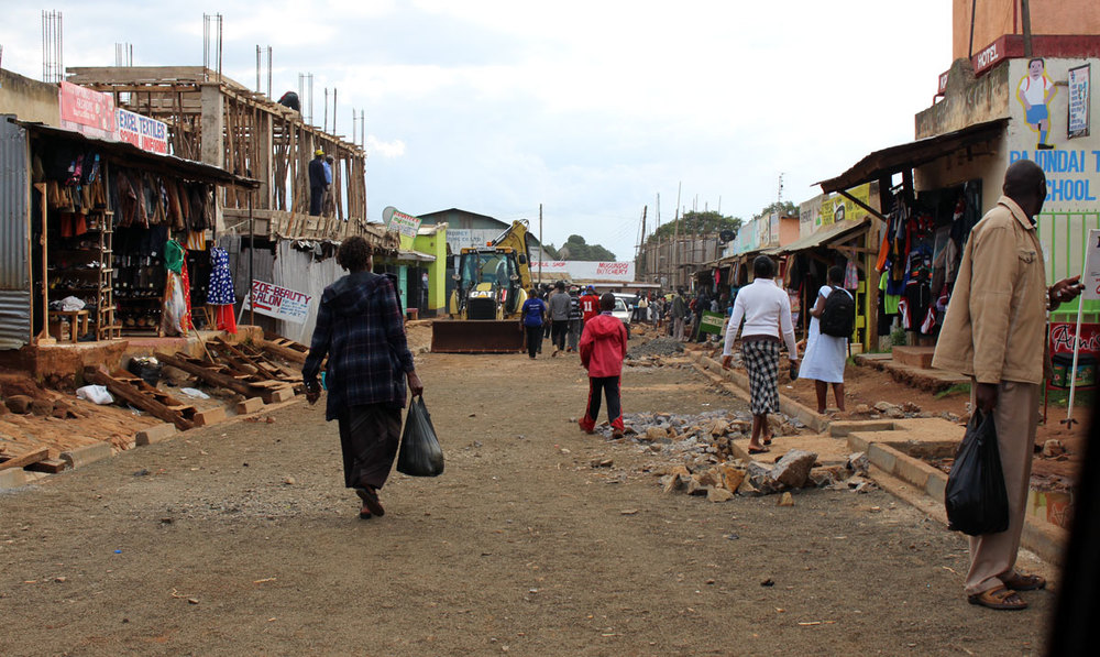 Kapsabet Streets