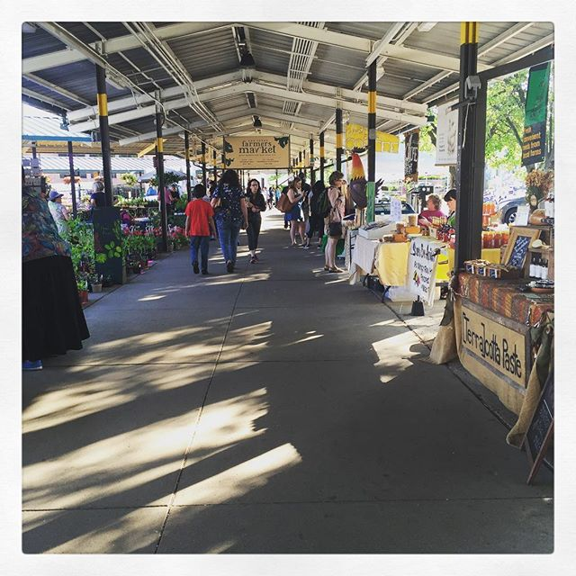 The start of a beautiful day at Ann Arbor Farmers Market! 7am-3pm  #shopsmall #smallbiz #market #farmersmarket #local #buylocal #handmade #skincare #food #natural #love #community #spring #sunny #sun
