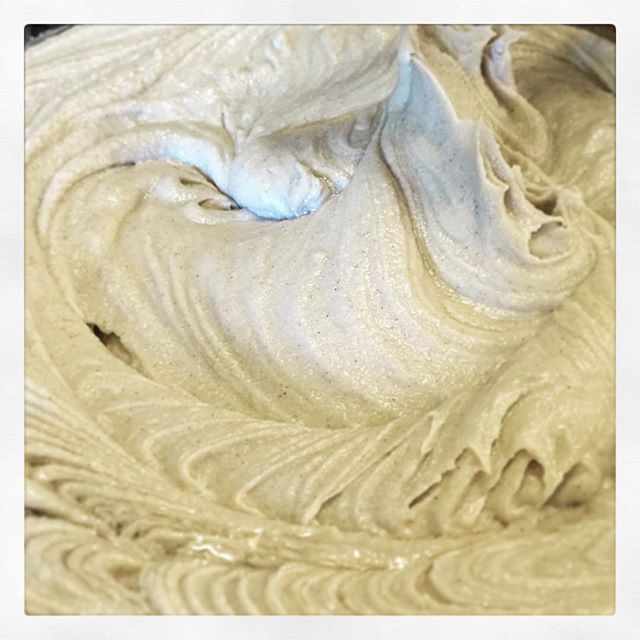 Another big batch of Stone Scrub!  #cleanhands #scrub #stone #pumice #volcano #volcanic #garden #dirtyhands #hands #workhard #hardworking #hardworkinghands #mechanic #natural #handmade #terracottapaste #stonescrub