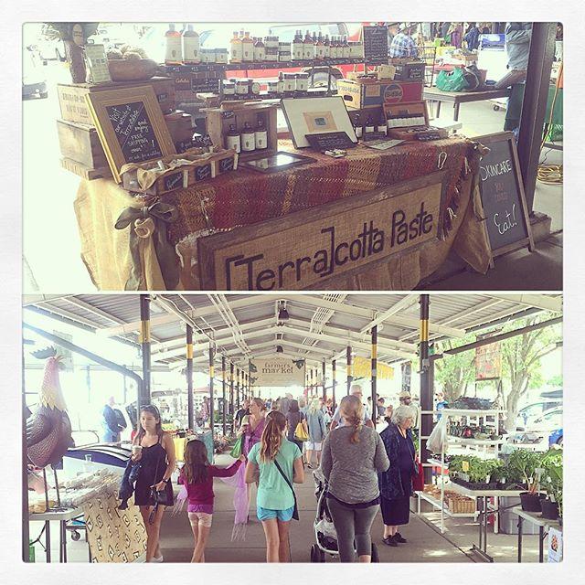 Ann Arbor Farmers' Market!  #a2 #annarbor #community #local #shop #market #handmade #food #produce #farm #organic #shopsmall #buylocal #farmersmarket