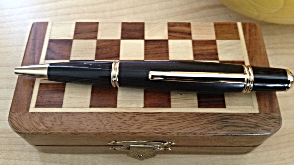 ..are you looking for a hand-made pen that fits your style?!