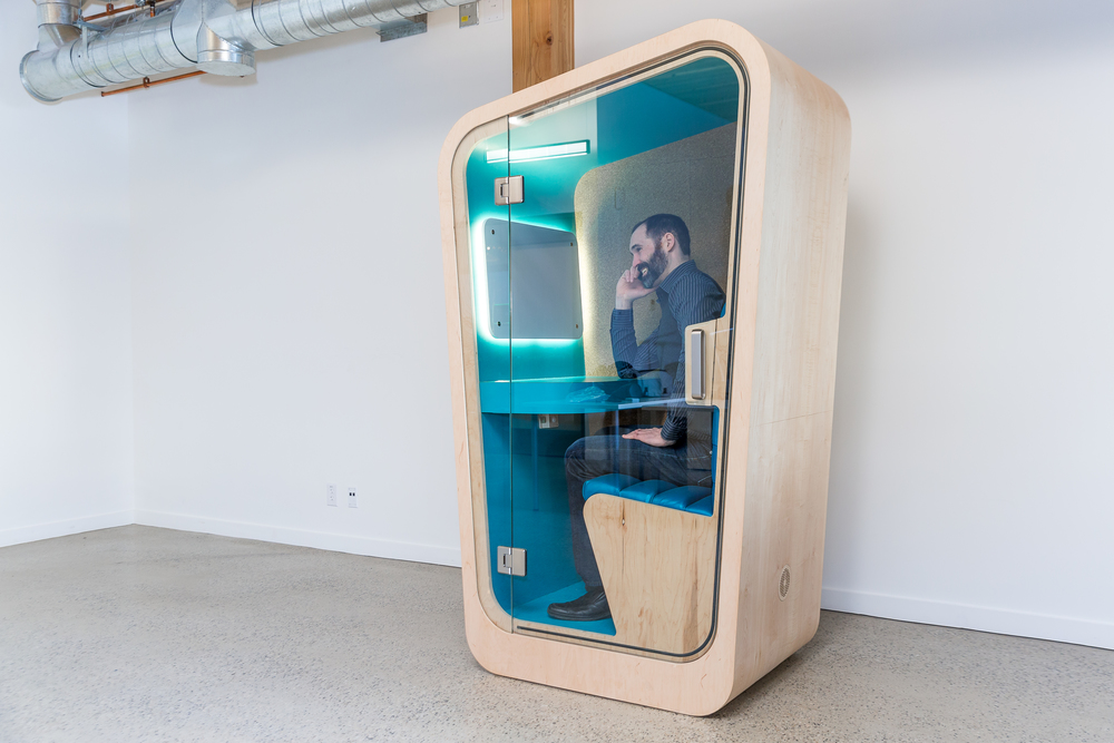 how to build a phone booth