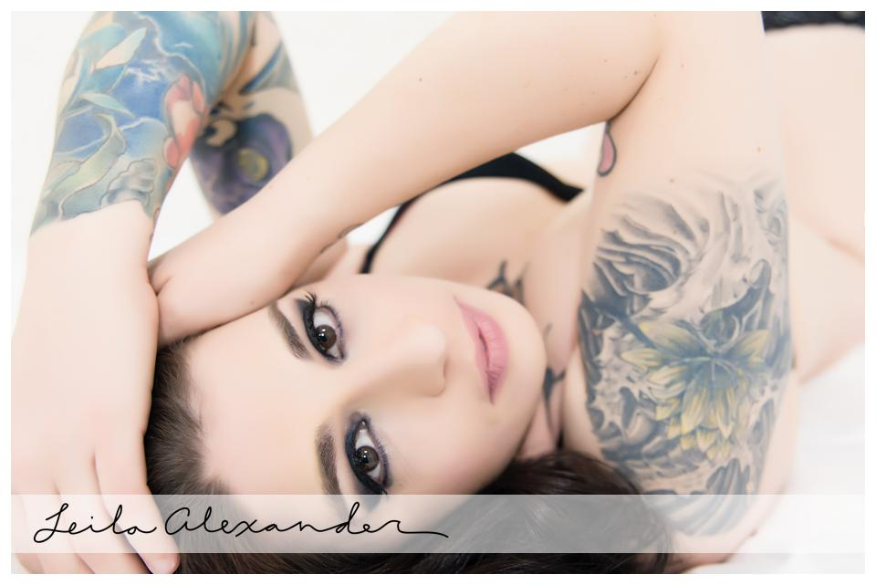 Boudoir Photography in Hampton Roads, VA