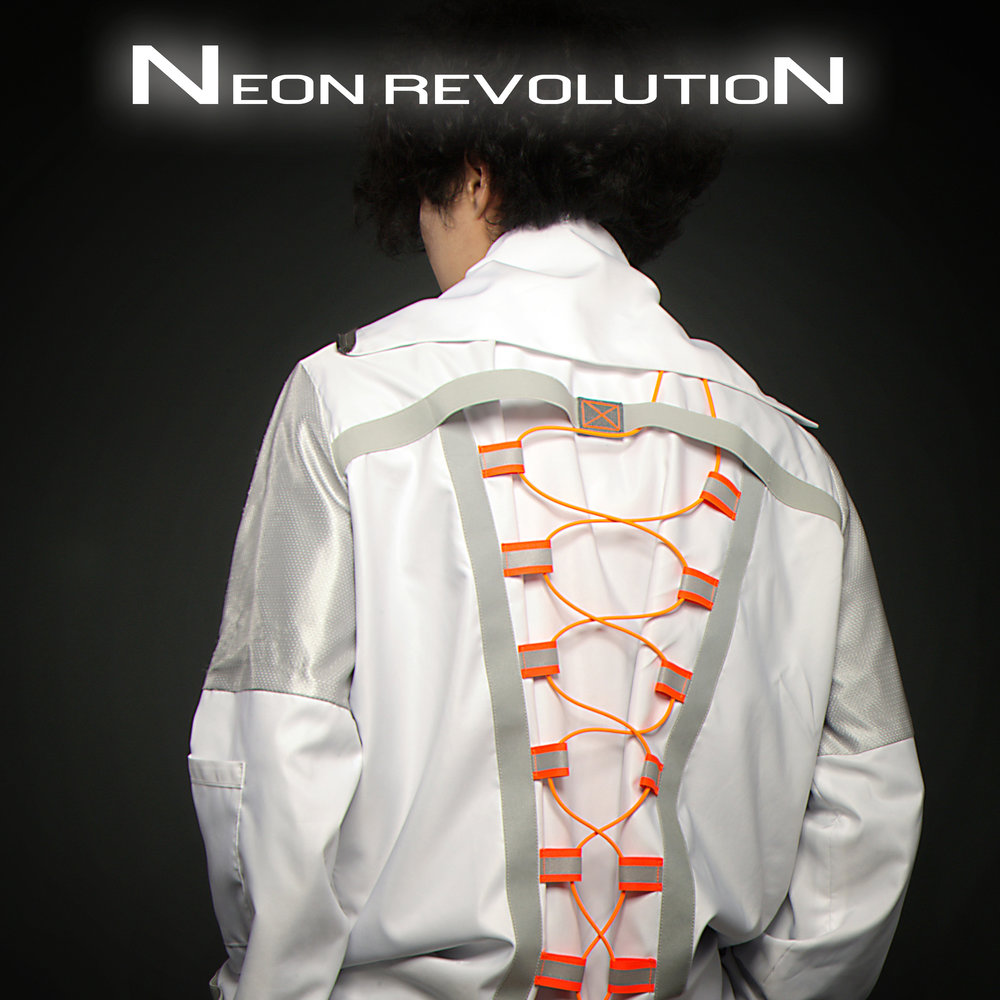"""National Association of Schools of Art and Design Exhibition (NASAD)   """"Neon Revolution"""" be on display in exhibition. May 2015"""