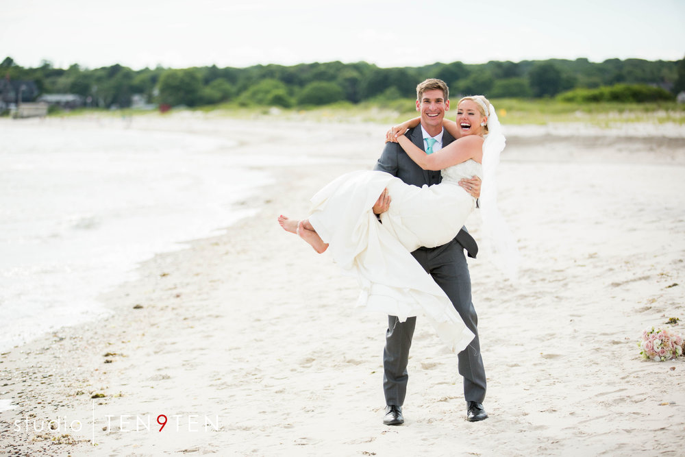 harkness state park wedding photography