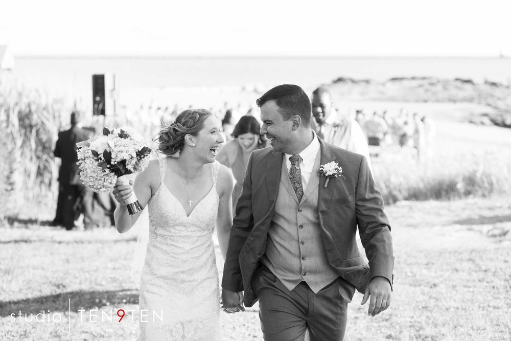 Connecticut Shoreline Wedding Photography