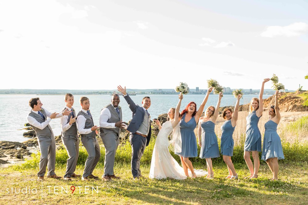 CT Beach Wedding Photographer