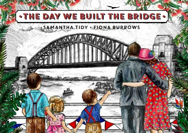 The Day We Built the Bridge - Cover single.jpg
