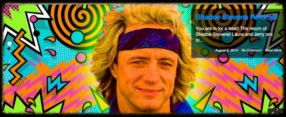 Podcast with Shadoe Stevens